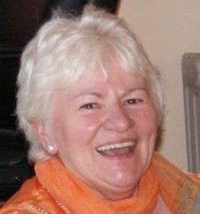 Founder of Laughter Yoga Ireland - Mary Ananda Shakti (Mitchell)
